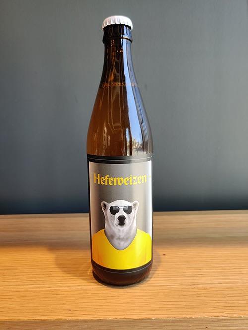 Hefeweizen Beer Bottle- Northern Maverick Brewing Toronto