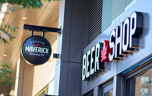 Beer Store & Delivery Toronto | Northern Maverick Brewing Toronto