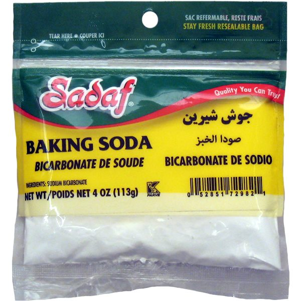 Baking Soda (Jush e Shirin) 12 x 4 oz