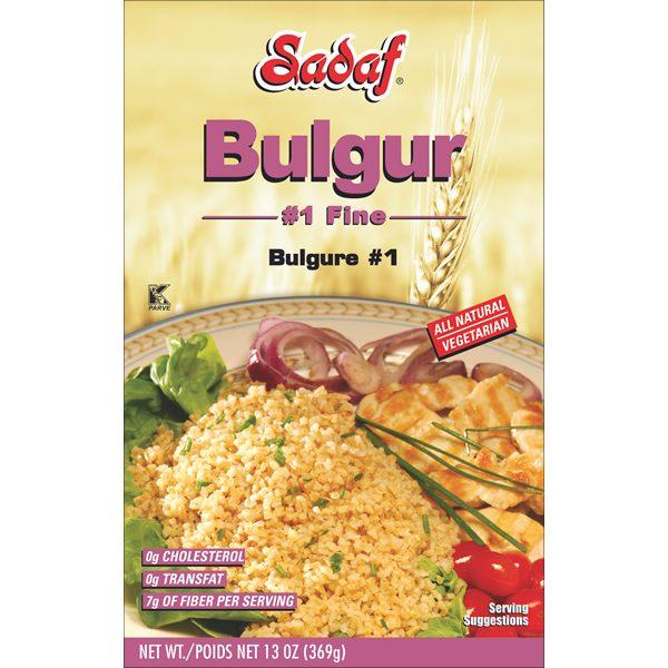 Bulgur#1 Fine 12X13oz