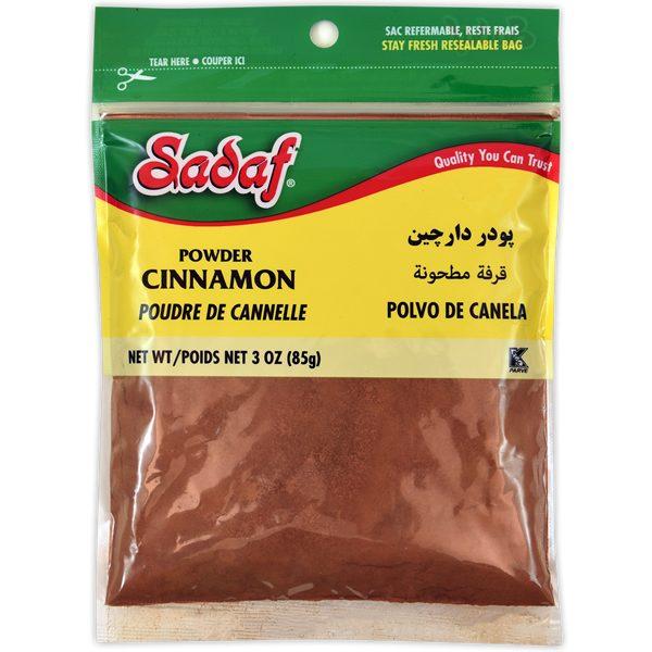 Cinnamon Ground 12 x 3OZ