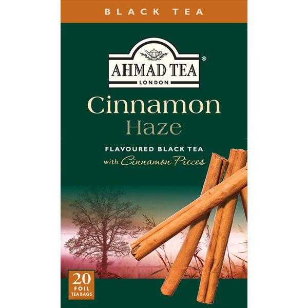 Cinnamon Haze 6 x 20