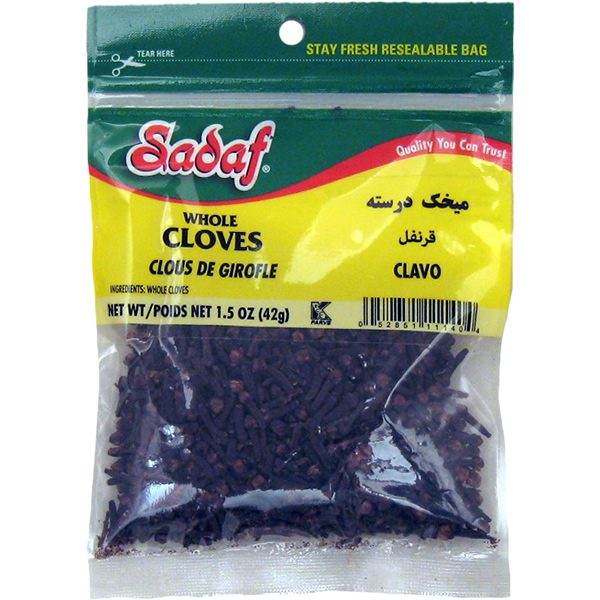 Cloves Whole 12 x 1.5 oz