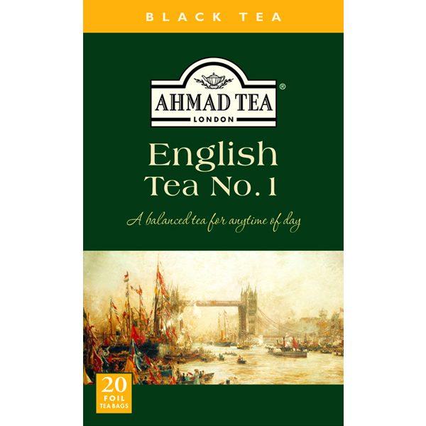 English No. 1 6 x 20
