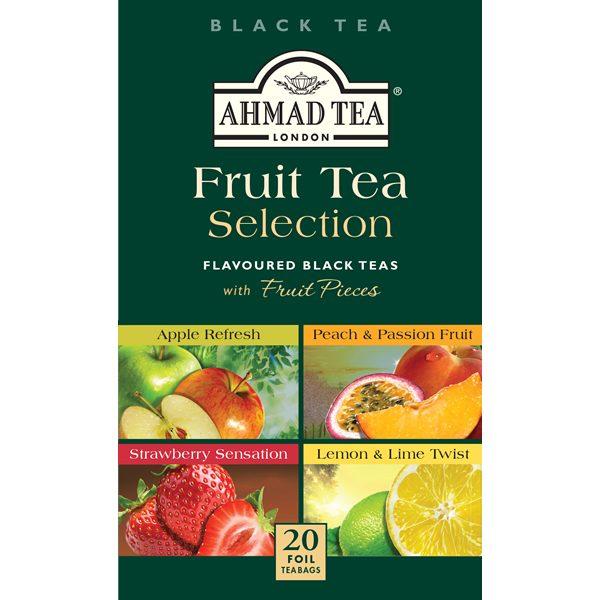 Fruit Tea Selection 6 x 20