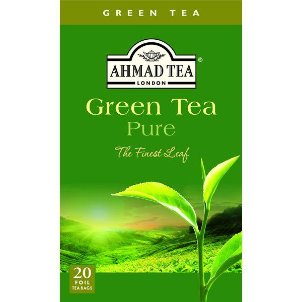 Green Tea Pure 6 x 20