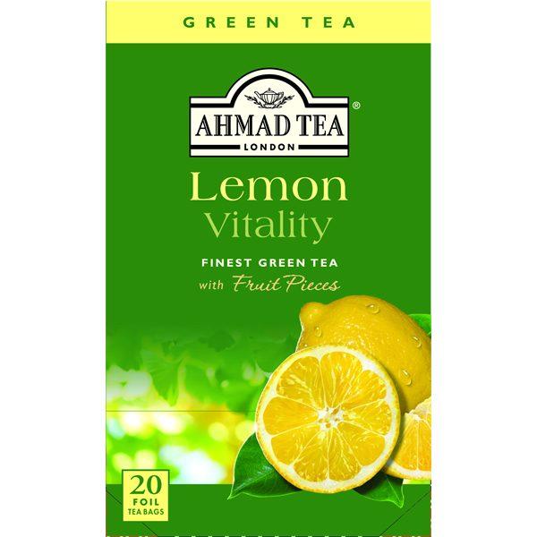 Lemon Vitality 6 x 20