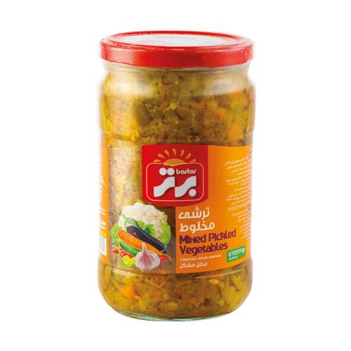 Mixed Vegetable Marinade 12 x 700g