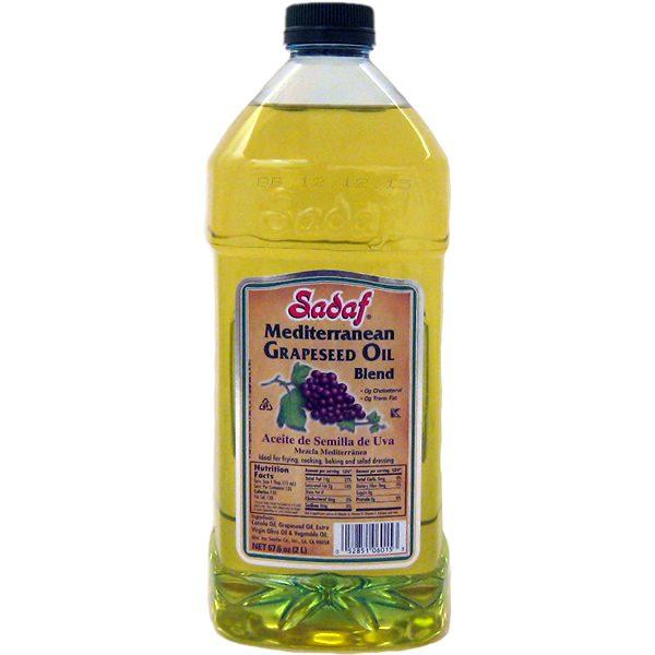 Oil, Grapeseed Blend 6 x 2L