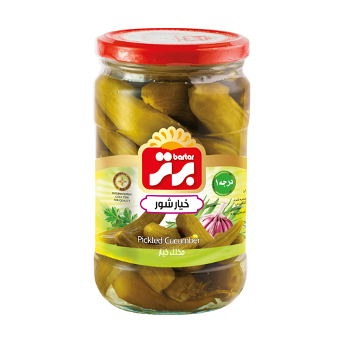 Pickle (#1) 12 x 700g