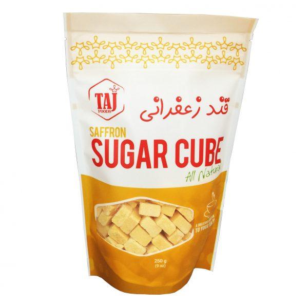 Sugar Cube (Saffron)