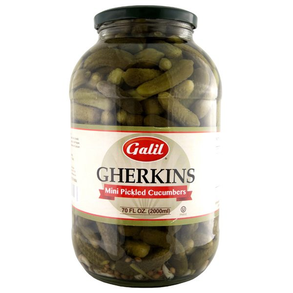 Mini Pickles 6 x 70oz