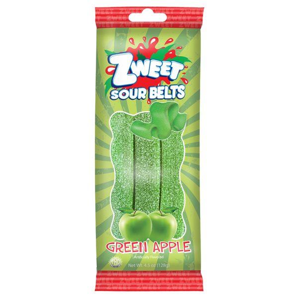 Zweet Sour Apple Belt 12 x 4.5 oz