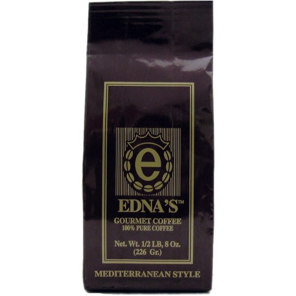 Edna's Gourmet Turkish Coffee 8 oz.