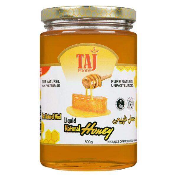 Taj Honey 500g
