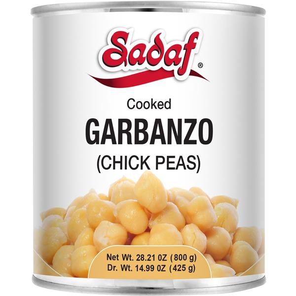 Garbanzo Can