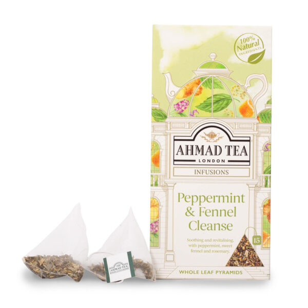Peppermint _ Fennel Cleanse