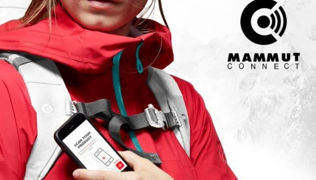 Mammut Connect NFC-Based Premium Outdoor Sport Ecosystem