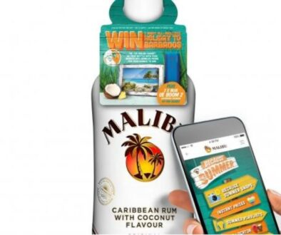 Malibu Rum's Initiative With Connected Bottles
