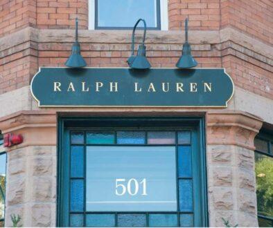 Ralph Lauren Attracting Audience NFC & QR Codes In Retail Stores