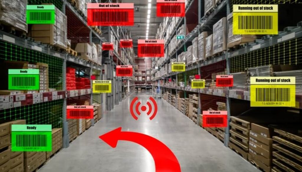 RFID Tags on Shelves Increasing Visibility and Sales