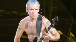 Flea, Red Hot Chili Peppers