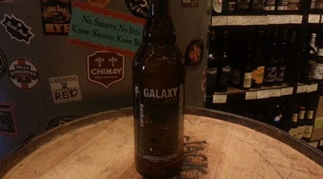 Galaxy – A White IPA from Anchorage Brewing Company