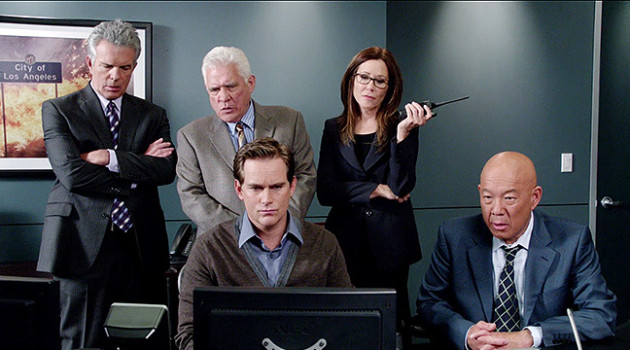 Major Crimes on TNT