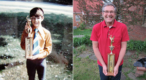 Tim Yanko: Then & Now