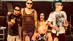 NOFX by Katie Hovland