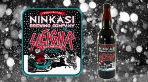 Ninkasi Brewing Company's Sleigh'r
