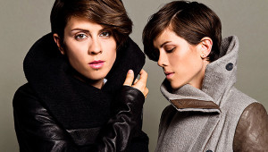 Tegan and Sara, credit Lindsey Byrnes