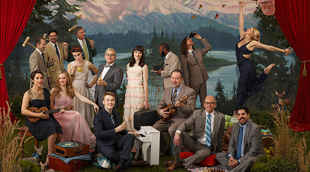 Pink Martini and the von Trapps