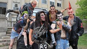 Return to Nuke 'Em High, photo by Troma Entertainment, Inc.
