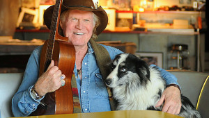 Billy Joe Shaver by Jim McGuire