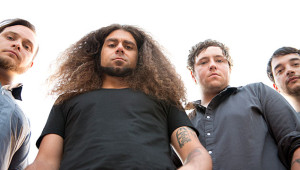 Coheed and Cambria photo by LIndsey Byrnes
