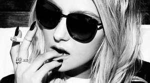 The Pretty Reckless by Justin Campbell