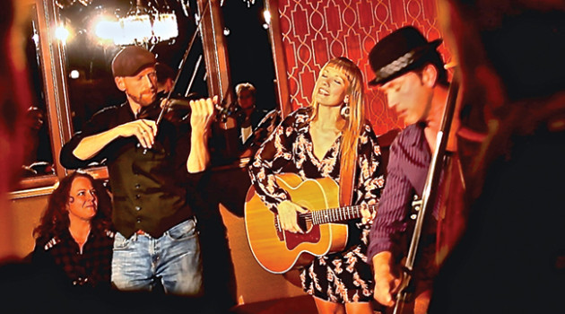 Band photo by Jerry Mann jerrymann.com