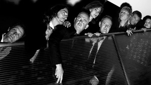 The Mekons, photo by Derrick Santini