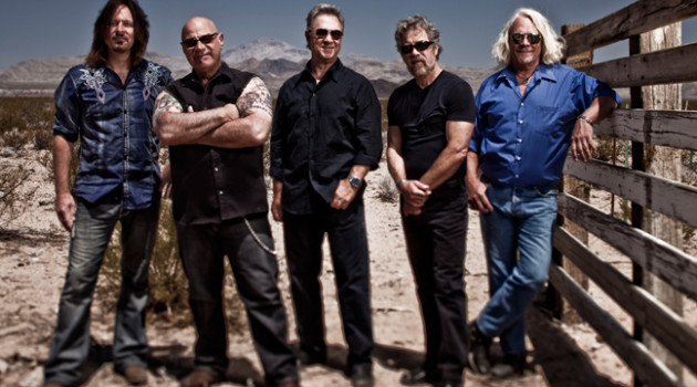 Creedence Clearwater Revisited photo by Jeff Dow