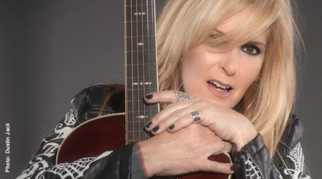Lita Ford by Dustin Jack