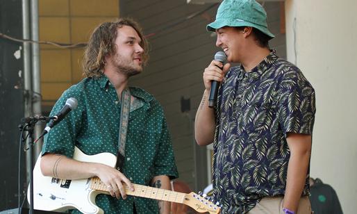 Lollapalooza Day 1 - Hobo Johnson
