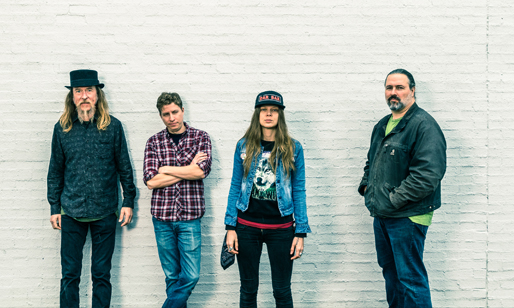 Sarah Shook and the Disarmers Photo by John Gessner