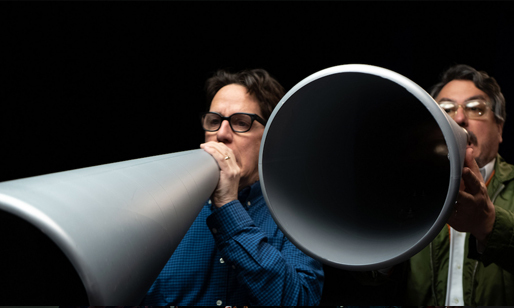 They Might Be Giants photo by Sam Graff