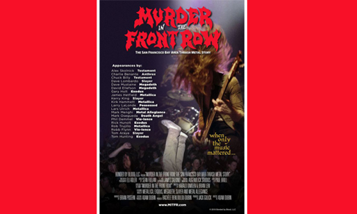 Murder in the Front Row