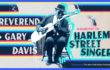 Rev Gary Davis Tribute