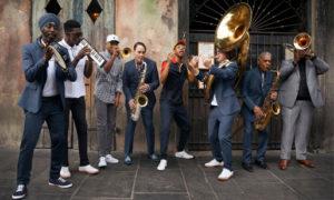 Preservation Hall Jazz Band credit Chris Swainston