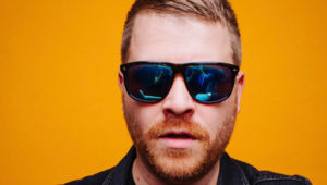 El-P photo by Daniel Medhurst