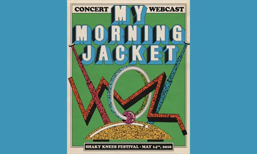 My Morning Jacket Concert