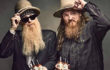 Sauce brahs: Billy F Gibbons and Tim Montana
